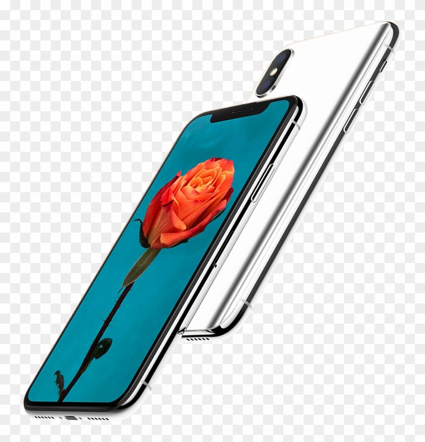 Custom gold iphone x