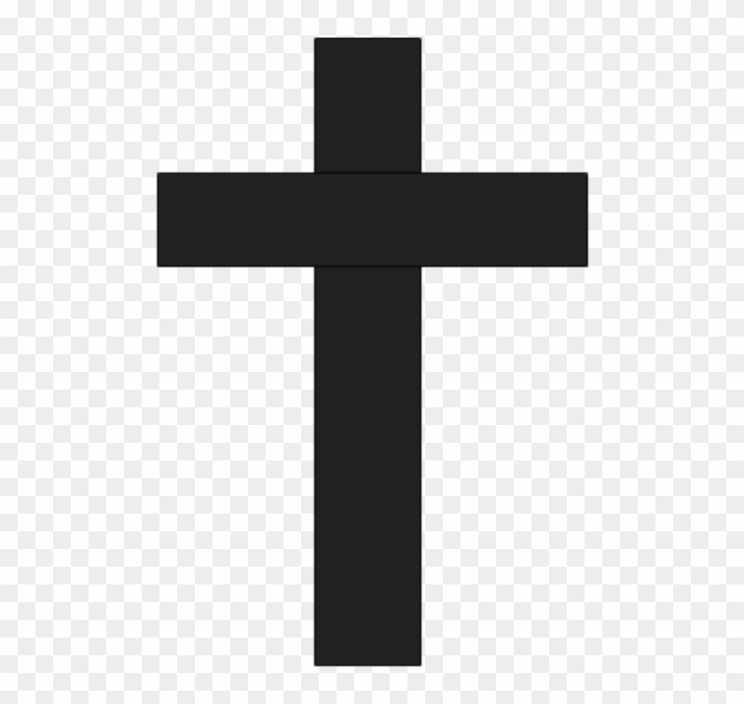 Christian Cross Silhouette Celtic Cross Symbol Silhouette Cross