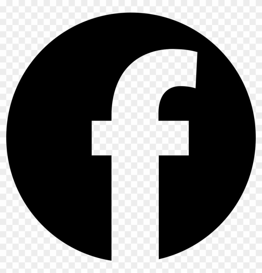 Facebook Logo In Circular Shape Comments - Logo Circular