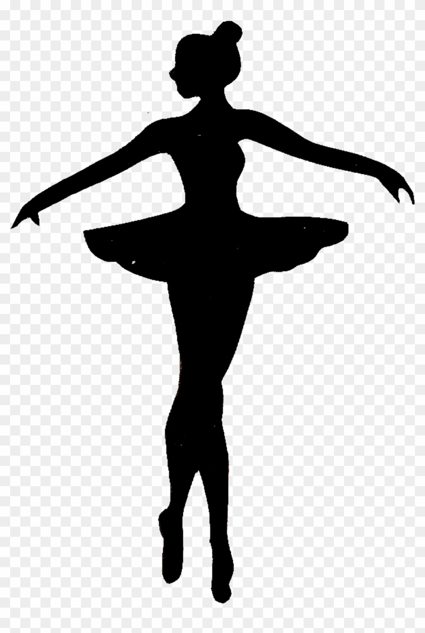 Ballet Transparent Background Ballerina Silhouette Ballerina Dance Clipart Black And White Hd Png Download 3205x4690 1165737 Pngfind
