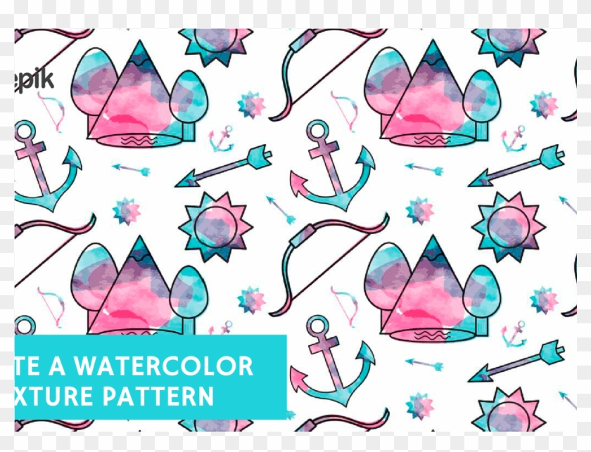 How To Create A Watercolor Texture Pattern Free Adobe - Visual Arts