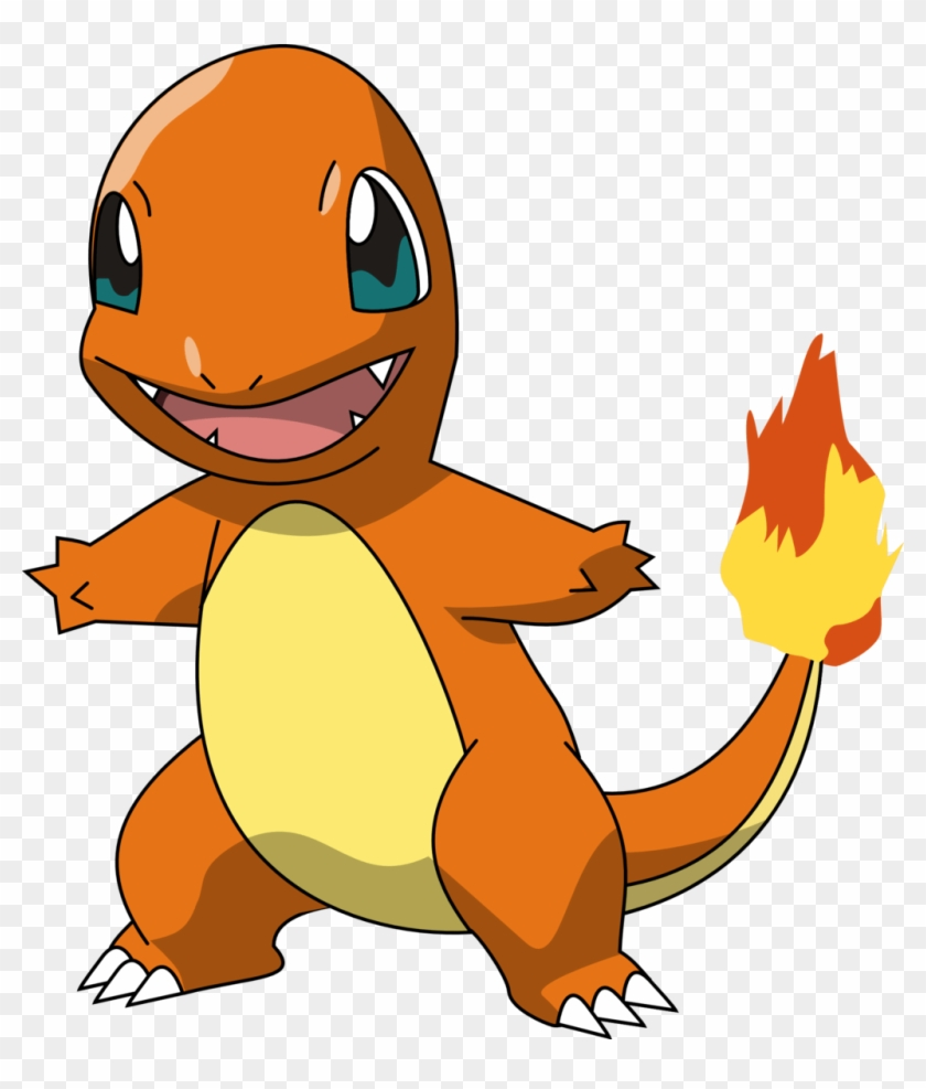 Pokemon Charmander Hd Png Download 1024x1155 1168233 Pngfind