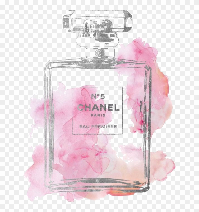 Coco Mademoiselle No Coco Chanel Perfume Print Hd Png Download