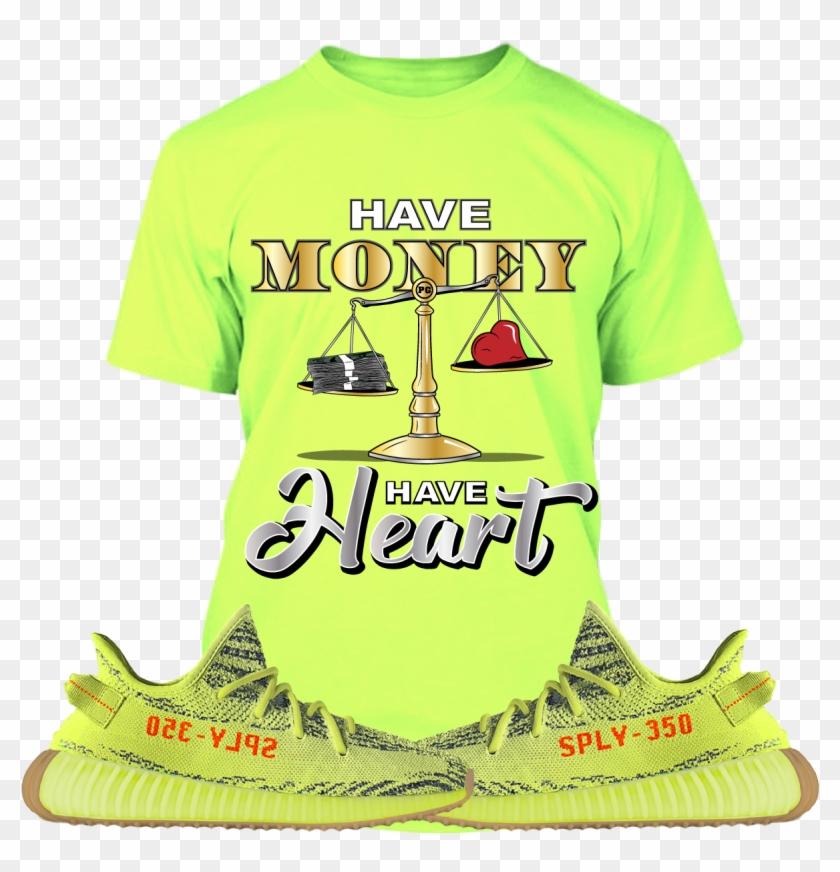 aba55b40 Yeezy 350 Boost Semi Frozen Yellow Sneaker Tees Shirt - Frozen Yellow Yeezy  Shirt, HD