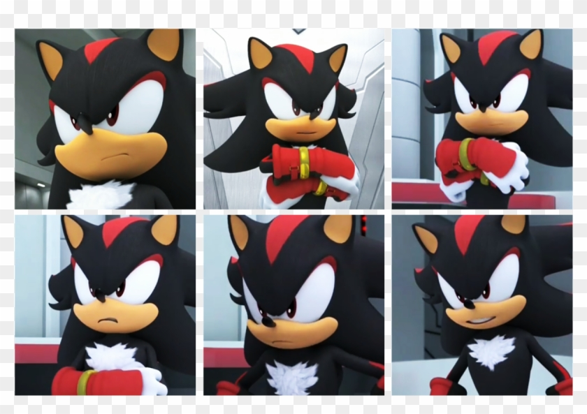 Shadow The Hedgehog Sonic Boom Cartoon Hd Png Download 1280x871 1191472 Pngfind