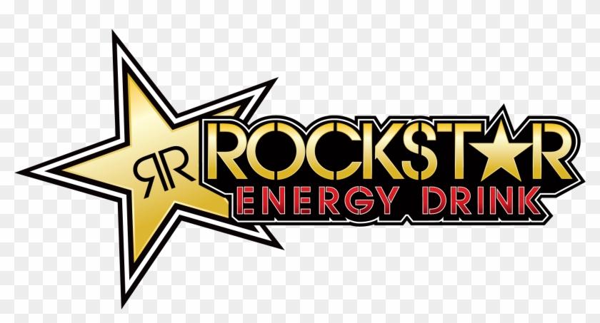 Rockstar Logo Wallpaper Wallpapersafari - Rockstar Energy ...