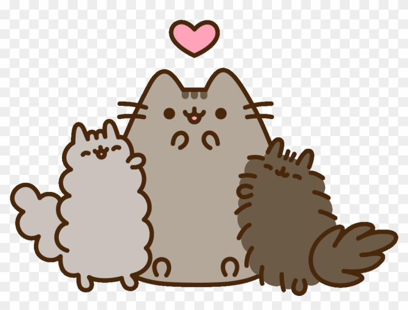 Image result for pusheen sticker png