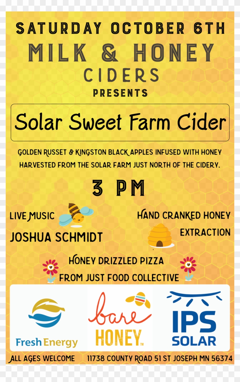 Solar Sweet Farm Cider 01 Poster Hd Png Download 1000x1545 1197257 Pngfind