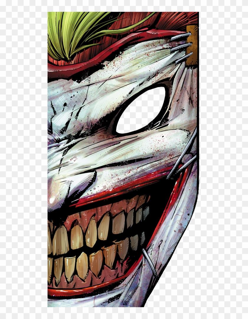 Joker Face Hd Png Transparent Png 517x1000122057 Pngfind