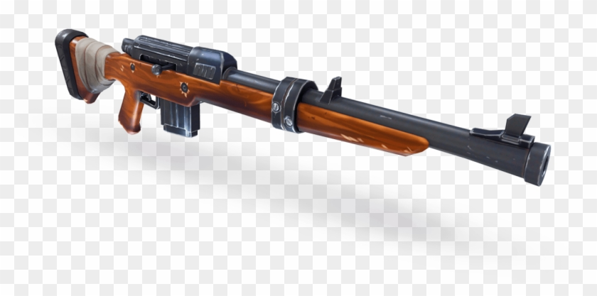 Fortnite Skin With Sniper Transparent Transparent Fortnite Gun Pictures To Pin On Pinterest Hunting Rifle Png Fortnite Png Download 1274x605 122517 Pngfind