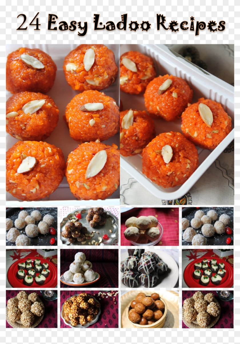 24 Easy Ladoo Recipes Types Of Laddu Hd Png Download 1111x1600 124172 Pngfind