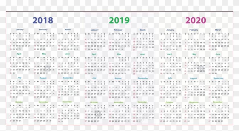 Free Png 2018 2019 Calendar Png Png Images Transparent - Electronics