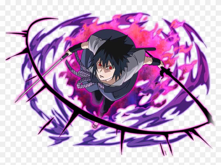 Sasuke Png Transparent Image - Naruto Ultimate Ninja Blazing Art