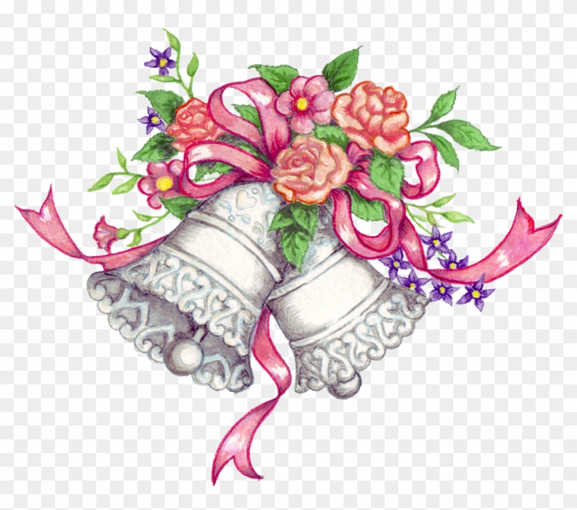 Totally Free Animated Silver Bells Clipart Wedding Bells Clip Art Hd Png Download 1503x1258 128220 Pngfind