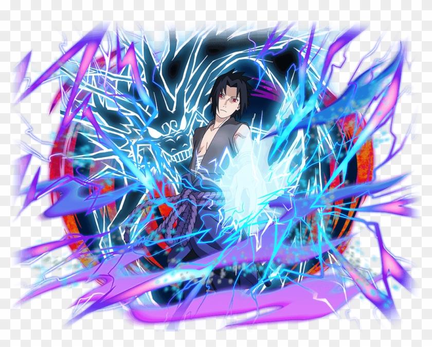 Sasuke Avenged2 - Hinh Sasuke Naruto Blazing, HD Png Download
