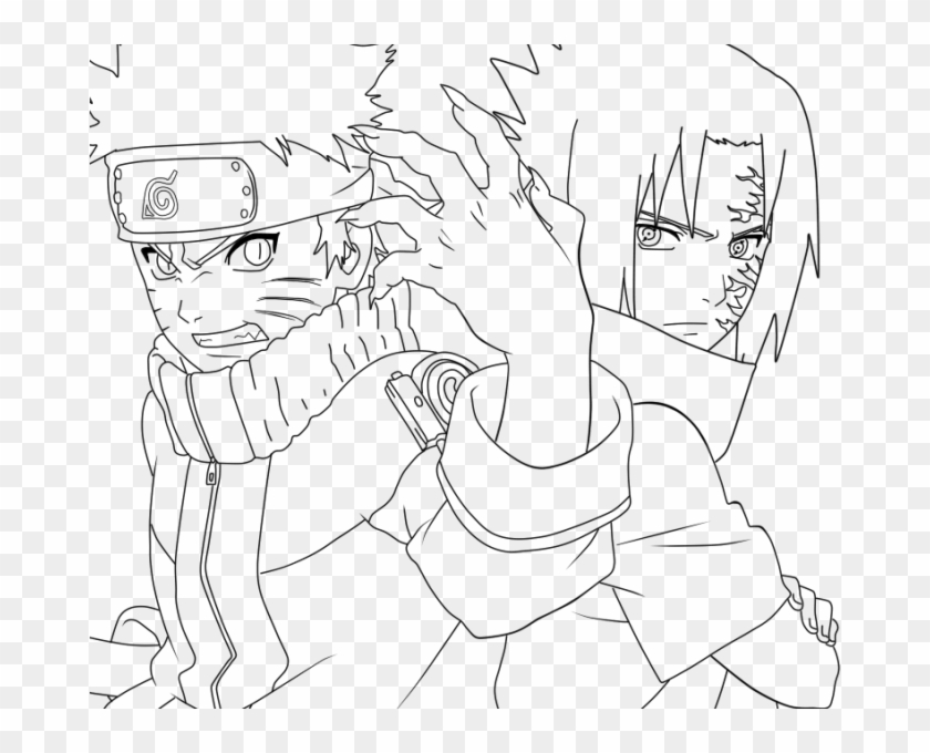 Have Fun With These Naruto Coloring Pages Ideas | Naruto drawings ... | 680x840
