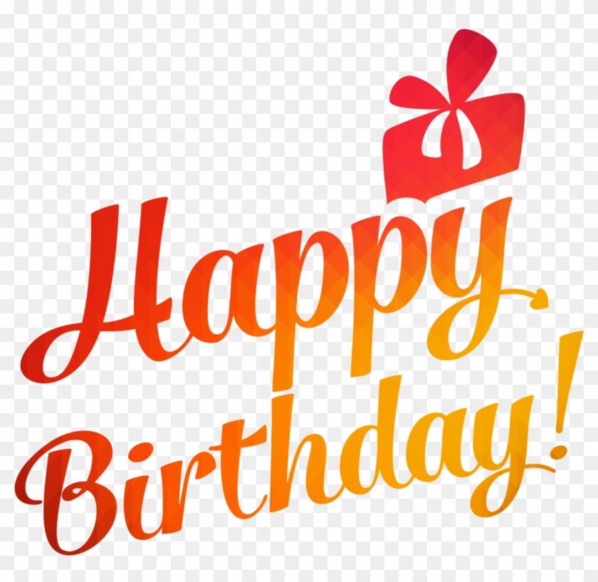 Happy Birthday Png, Transparent Png - 1600x1493(#1233660