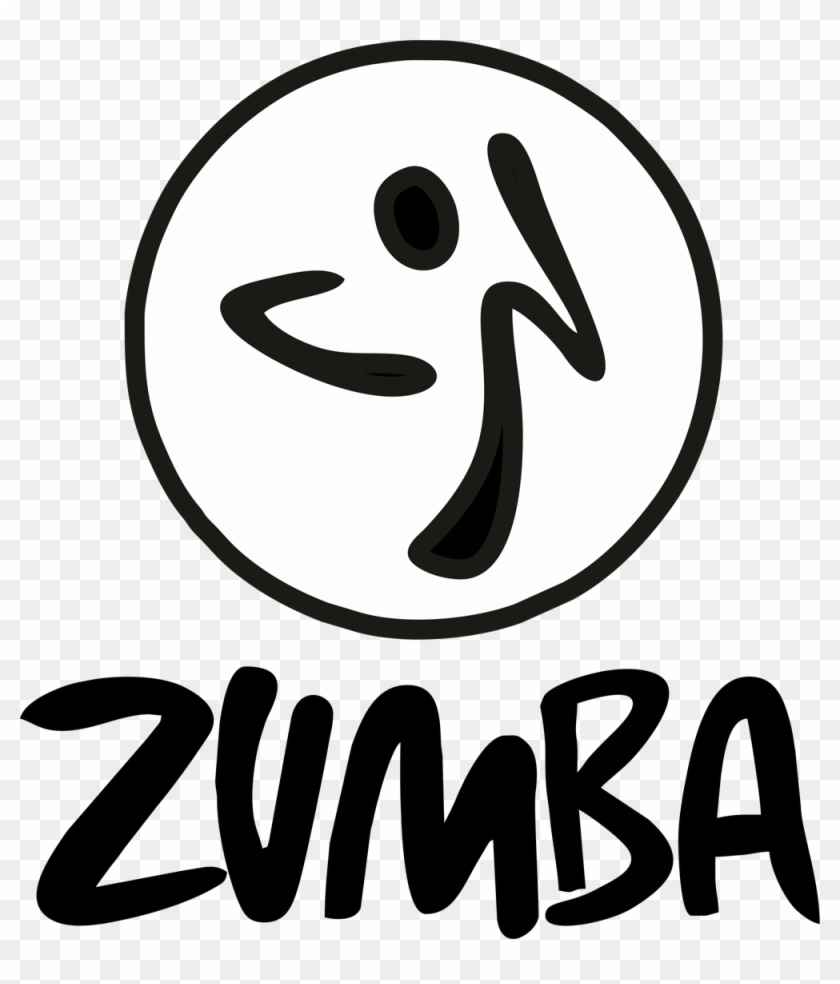 Zumba Logo Transparent Wwwimgkidcom The Image Kid Zumba Logo Black And White Hd Png Download 1000x1124 1238224 Pngfind
