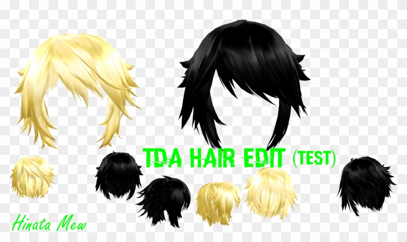 Mmd Model Hair Male Hd Png Download 4096x23041249914 Pngfind