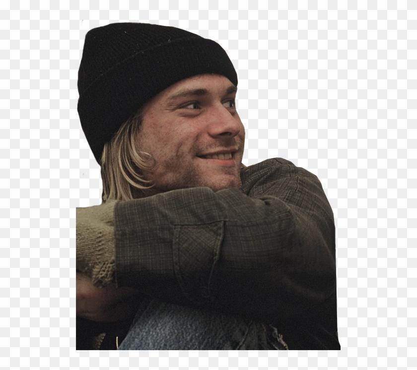 2a30cfa5c Kurt Cobain Png - Kurt Cobain Smile Hd, Transparent Png - 533x666 ...