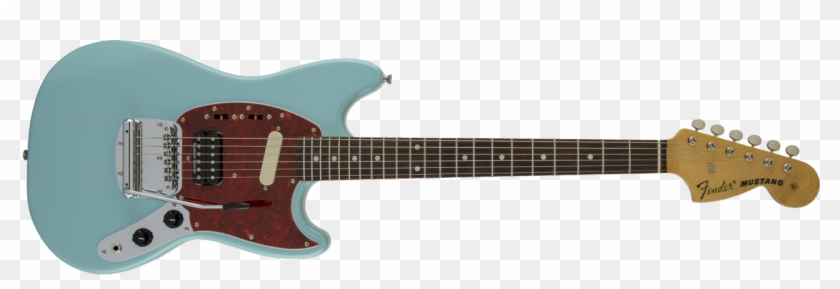 This Fender Mustang Is Inspired By The Mustang Kurt