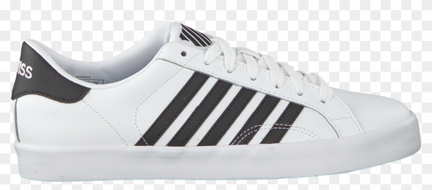 White K-swiss Sneakers Belmont So