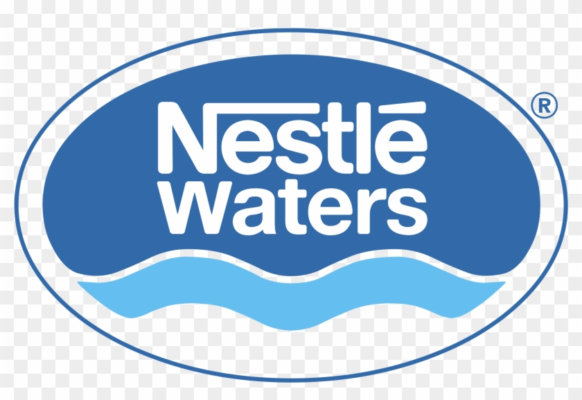 Nestle Waters Logo Png Transparent - Nestle Waters, Png Download