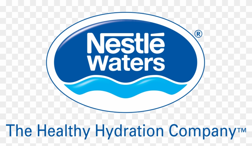 Index Of Nestle Water Logo Png - Nestle Waters North America