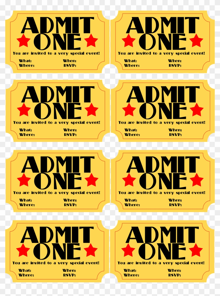 graphic about Printable Movie Tickets identify Templatepng Datariouruguay Stubs Upon - Video Ticket Printable