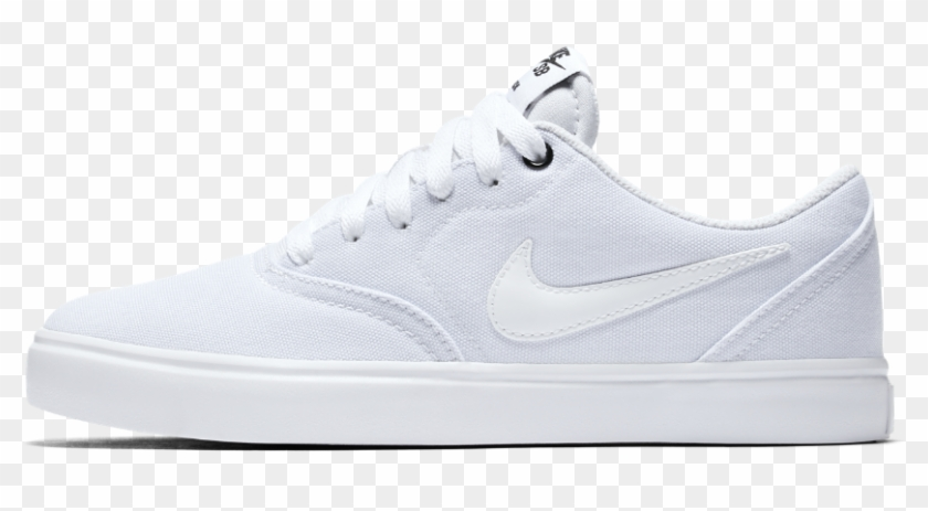 low priced a6766 4d2c2 Nike Sb Check Solarsoft Canvas Women s Skateboarding - Sneakers, HD Png  Download