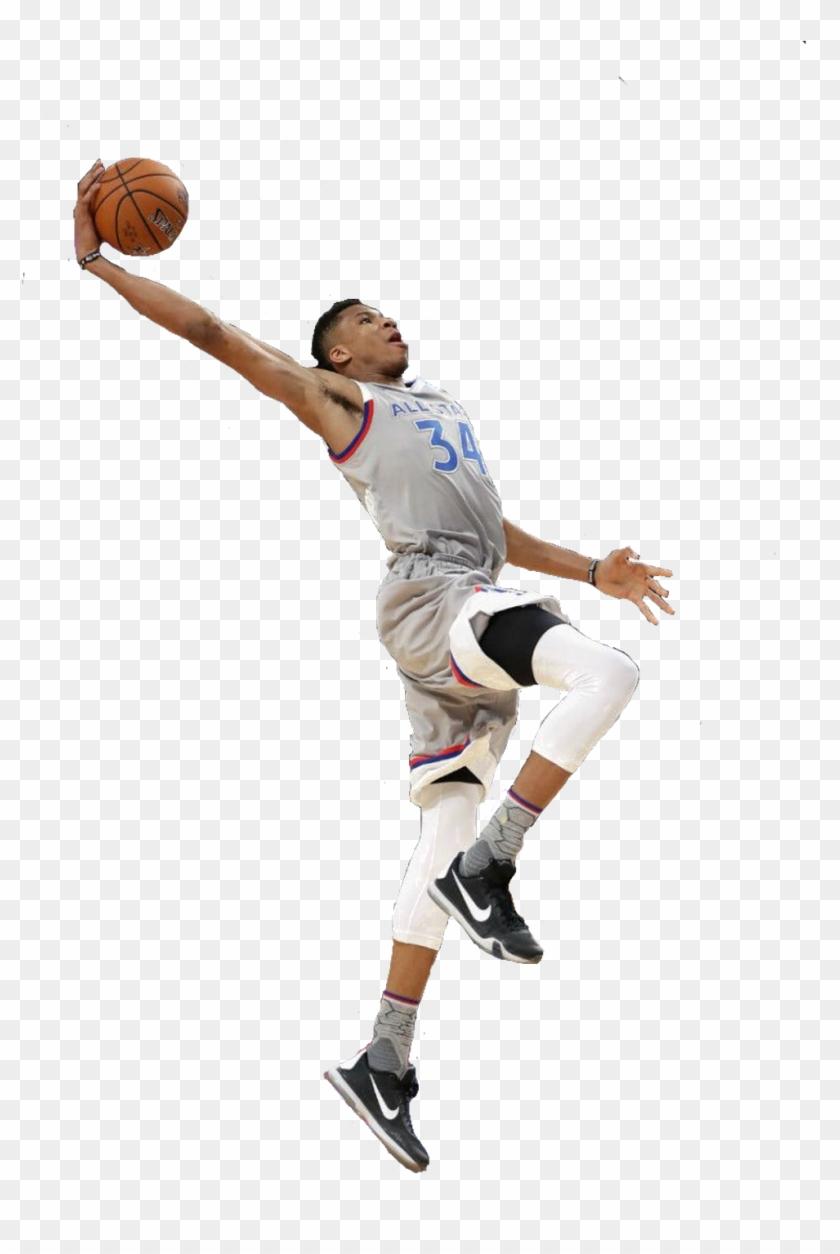 Nbadzn Nba Basketball Giannis Giannismvp Mvp Slam Dunk Hd Png Download 1024x1414 1274289 Pngfind