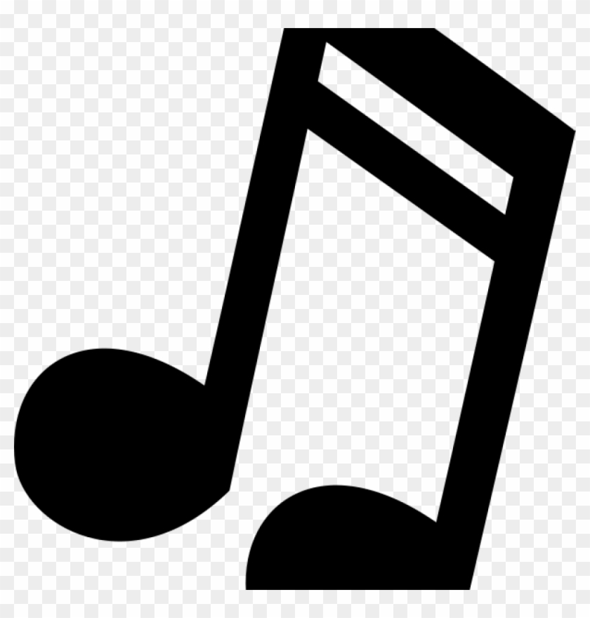 Music notes silhouette. Free clipart musical clip