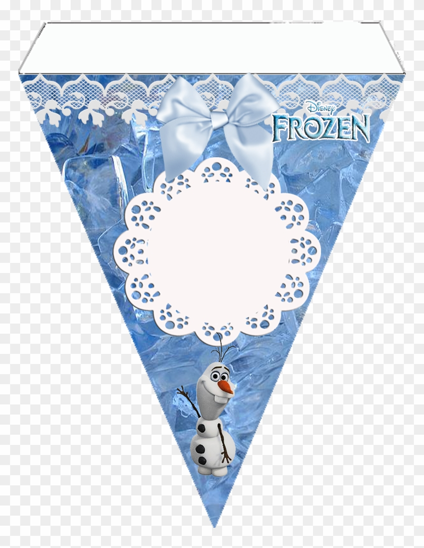 Free Printables Frozen Birthday Banner Printable Hd Png Download 768x1004 1285287 Pngfind