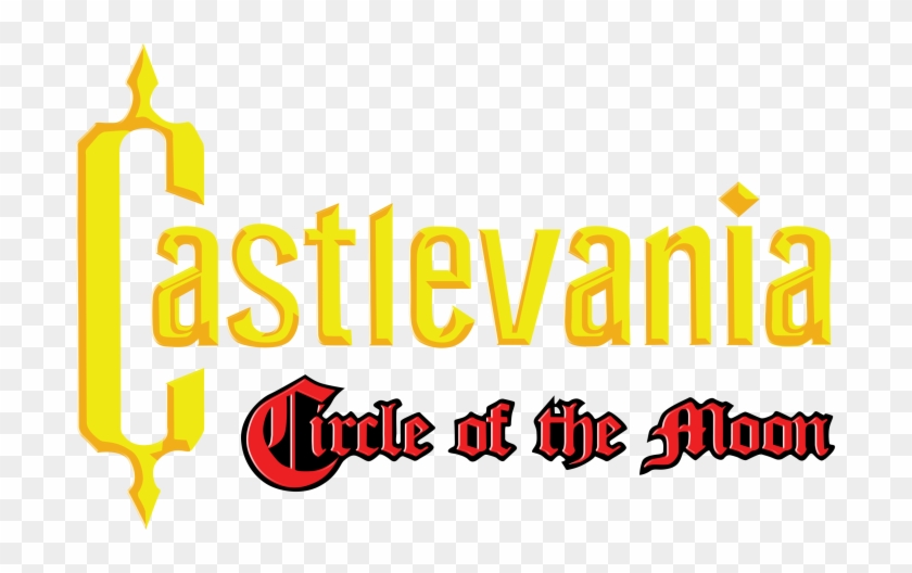 Download Download Png - Castlevania Circle Of The Moon Logo
