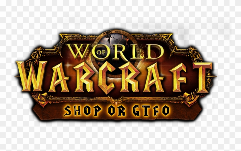 Possible Wow Logo After Warlords Of Draenor - World Of
