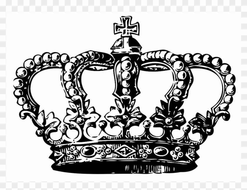 16 Queen Crown Tattoo Designs - King Crown Tattoo Design, HD Png ...