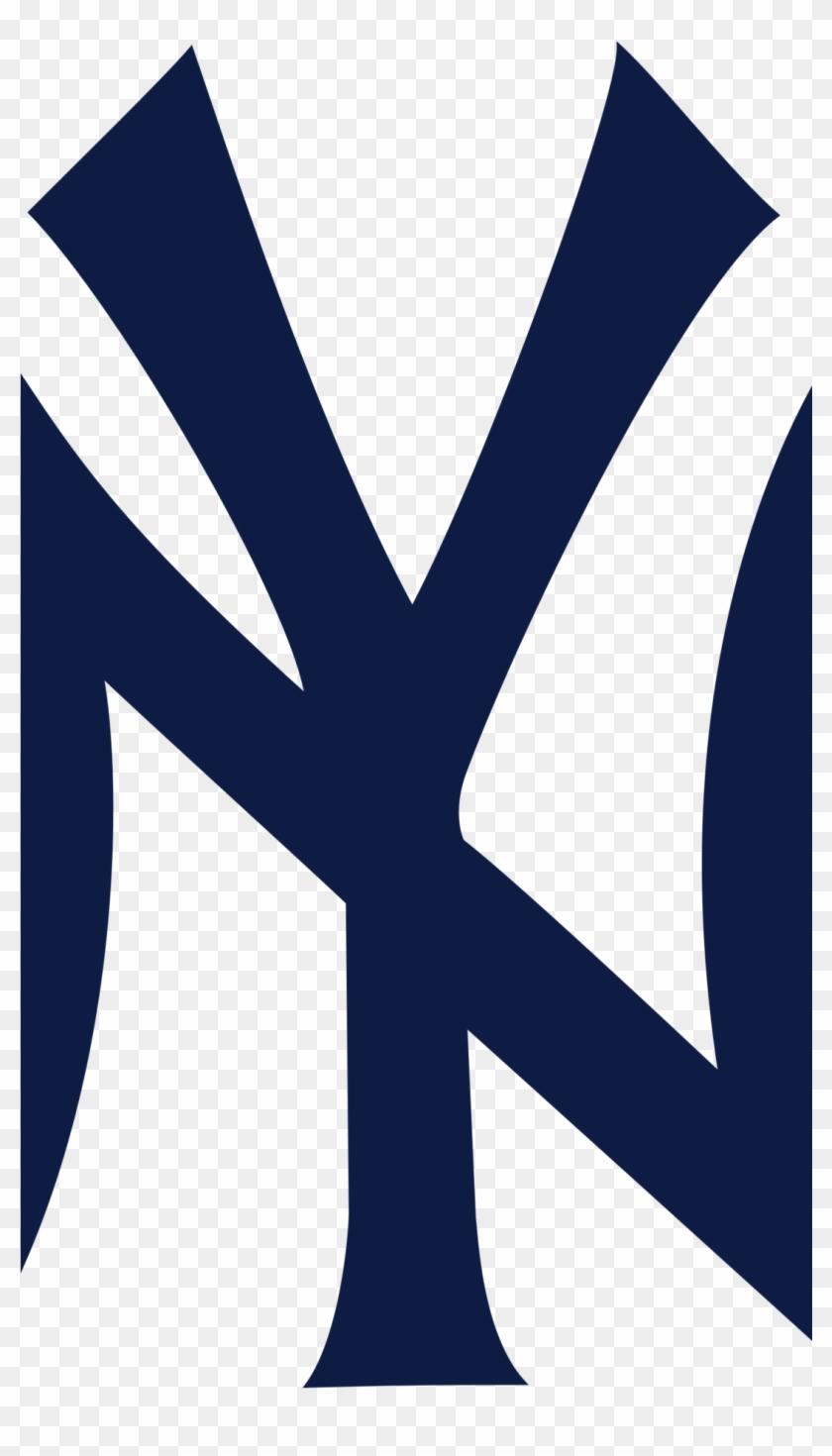 New York Yankees Logo Wallpaper - Cross, HD Png Download
