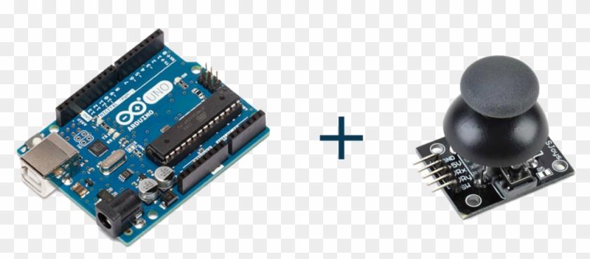 Interfacing Analog Joystick Module In Arduino Board - Arduino Uno