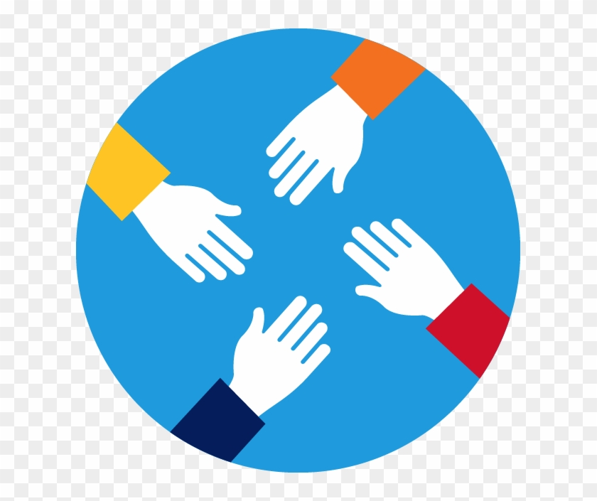 Icon Showing Four Hands Reaching Into Center 4 Hand Icon Png Transparent Png 625x625 1315566 Pngfind Pngtree provide hands reaching out in.ai, eps and psd files format. icon showing four hands reaching into