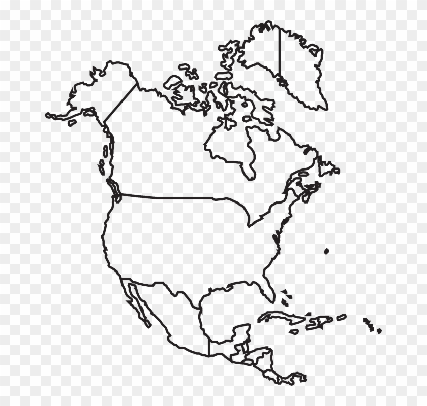 663 X 720 7 - North America Blank Map, HD Png Download ... Map Of America Blank on blank continent map america, blank outline map america, blank canada map, blank us map, empty map of america, political map of america, green map of america, blank map finland, blank map iceland, california map of america, blank central america map, blank map united states, plain map of america, map of 13 colonies america, states of america, blank latin america, before the civil war map of america, north america, simple map of america,