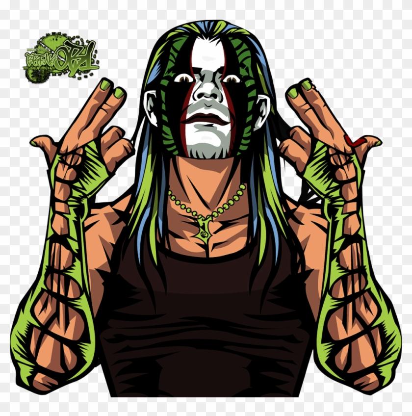 Jeff Hardy Cartoon Photo Wwe Jeff Hardy Cartoon Hd Png Download 1023x985 1323727 Pngfind