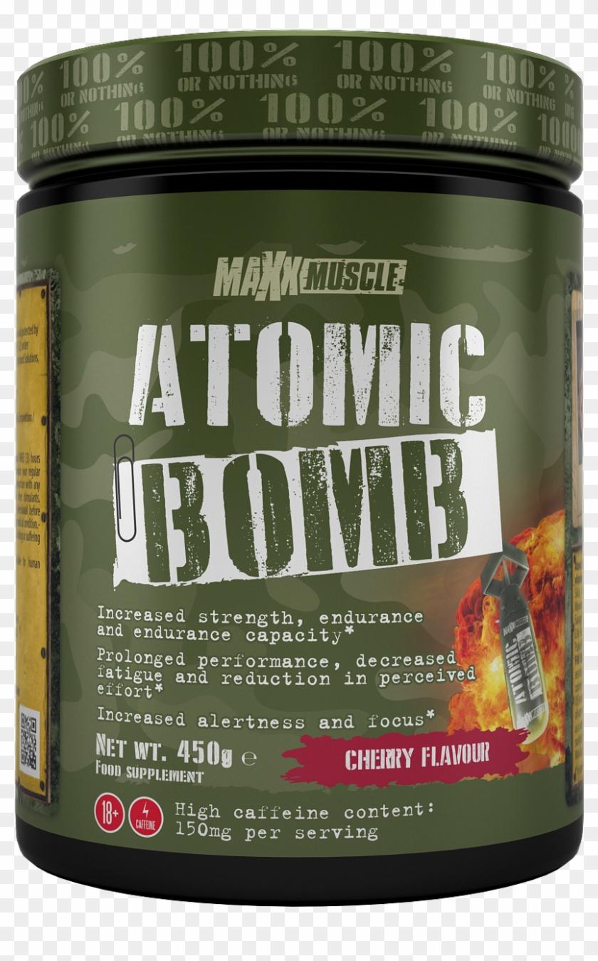 Atomic Bomb Powder 450g - Bee, HD Png Download - 1394x1394(#1324882