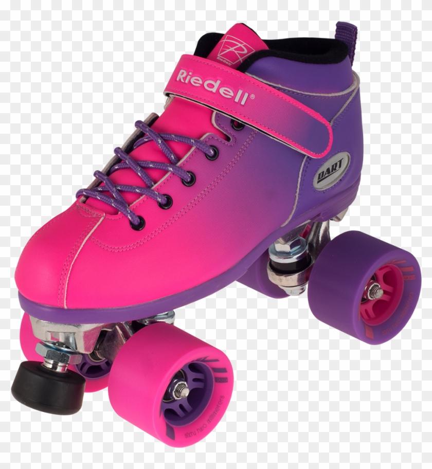 Roller Skates Png Image - Riedell Roller Skates Girls, Transparent
