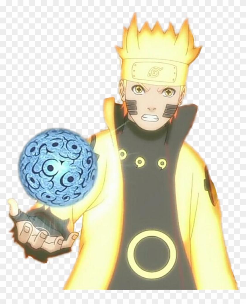 Naruto Rasengan Ashura Sixpaths Sagemode Naruto Six Paths