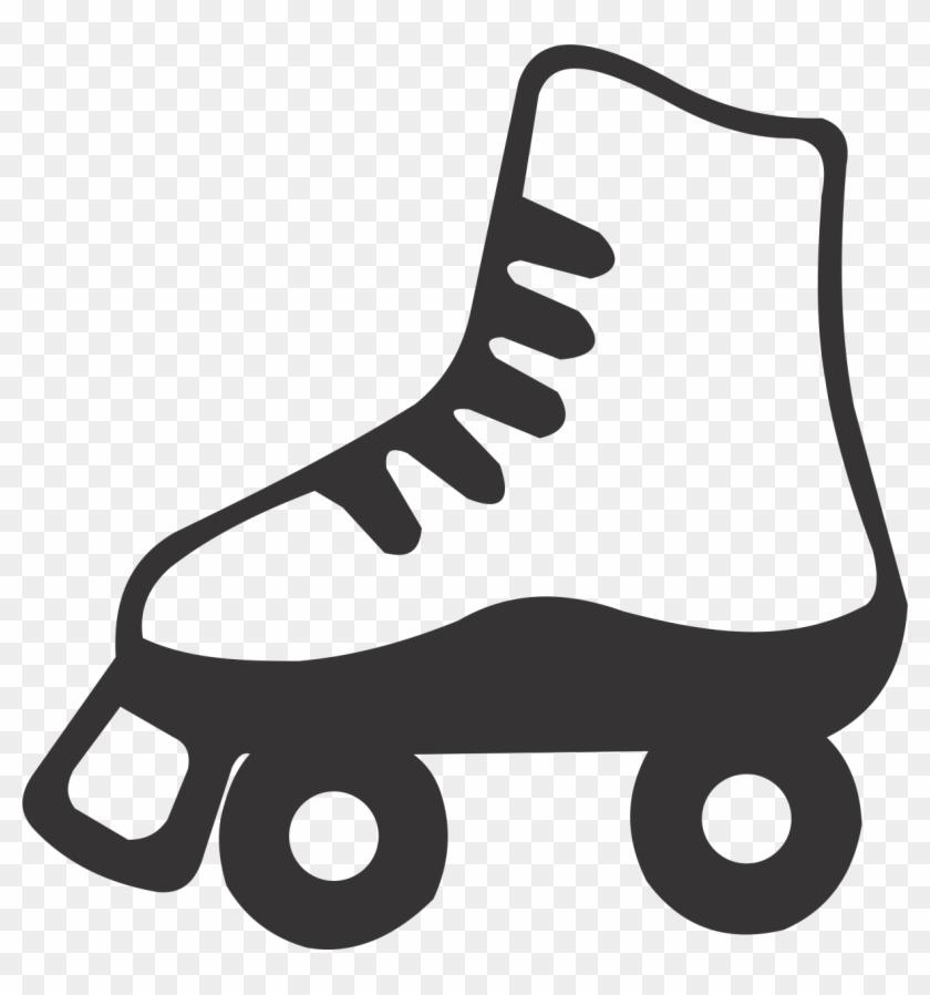 Clip Free Skate Usa Custom Jackets - Black And White Roller