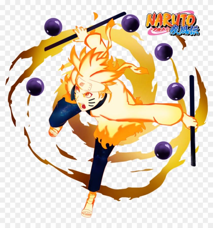 No Caption Provided Naruto Rikudou Bijuu Mode Hd Png Download 900x900 1332676 Pngfind