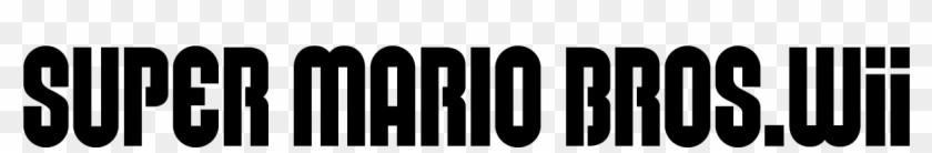 super mario bros logo font