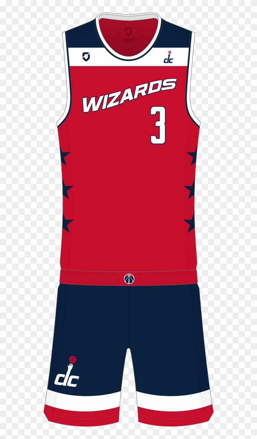 c6dd8a648 Washington Wizards Alternate - Washington Wizards Jersey Design