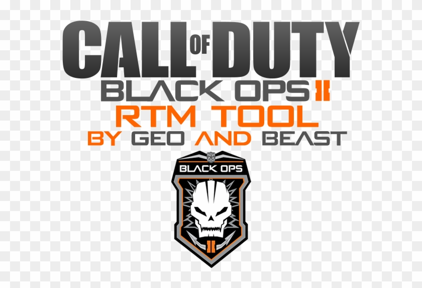 Ps3 Bo2 Rtm Tool - Call Of Duty Black Ops, HD Png Download