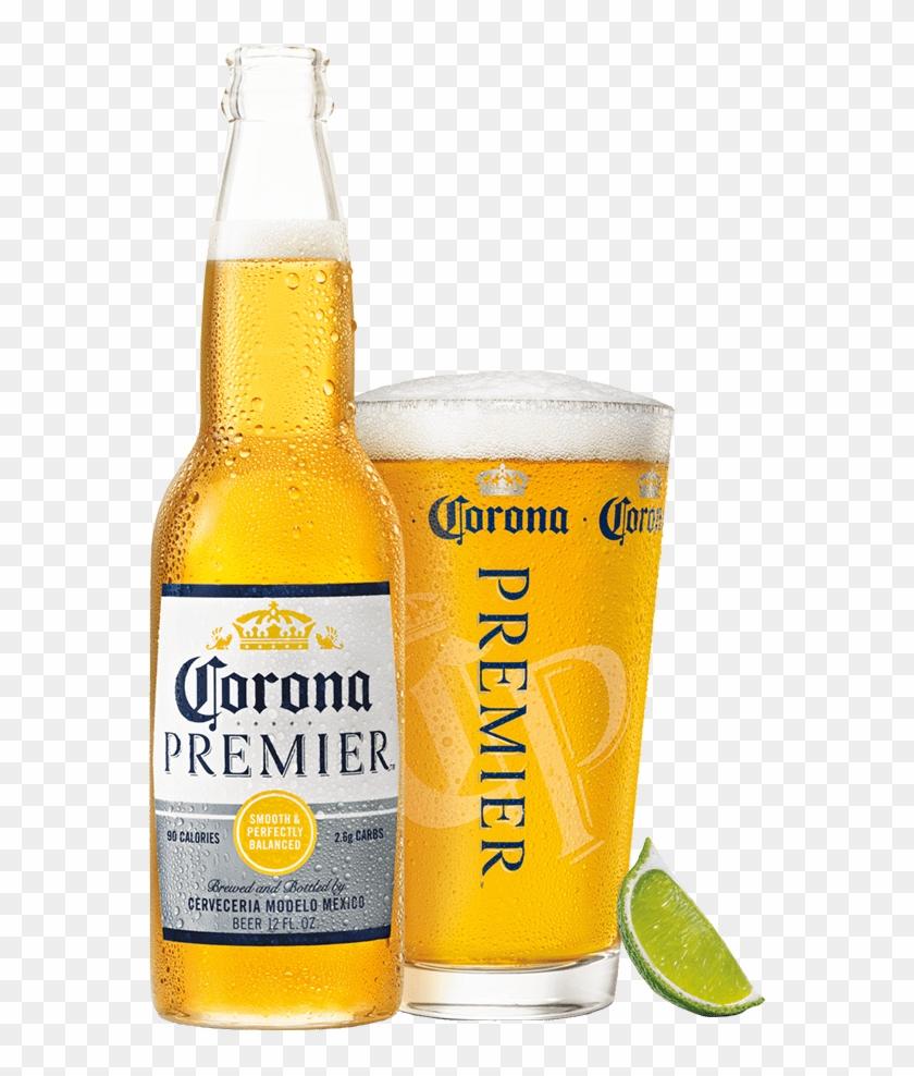 Corona Premier Offers The Premium Low Carb, Light Beer - Corona